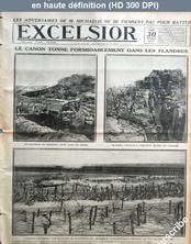 EXCELSIOR numéro 2449 du 30 juillet 1917