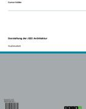 Darstellung der J2EE Architektur