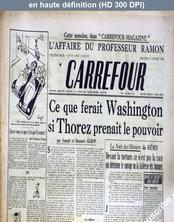 CARREFOUR numéro 178 du 11 février 1948