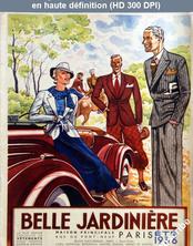 CATALOGUE BELLE JARDINIERE du 01 juillet 1936