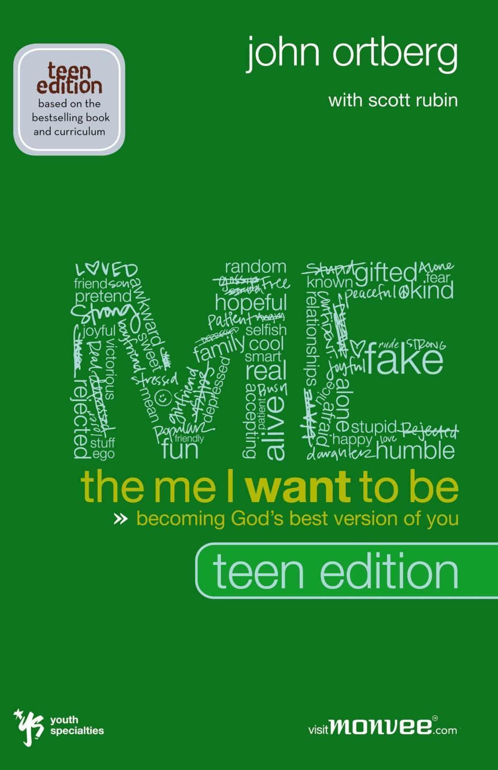 The Me I Want to Be, Teen Edition