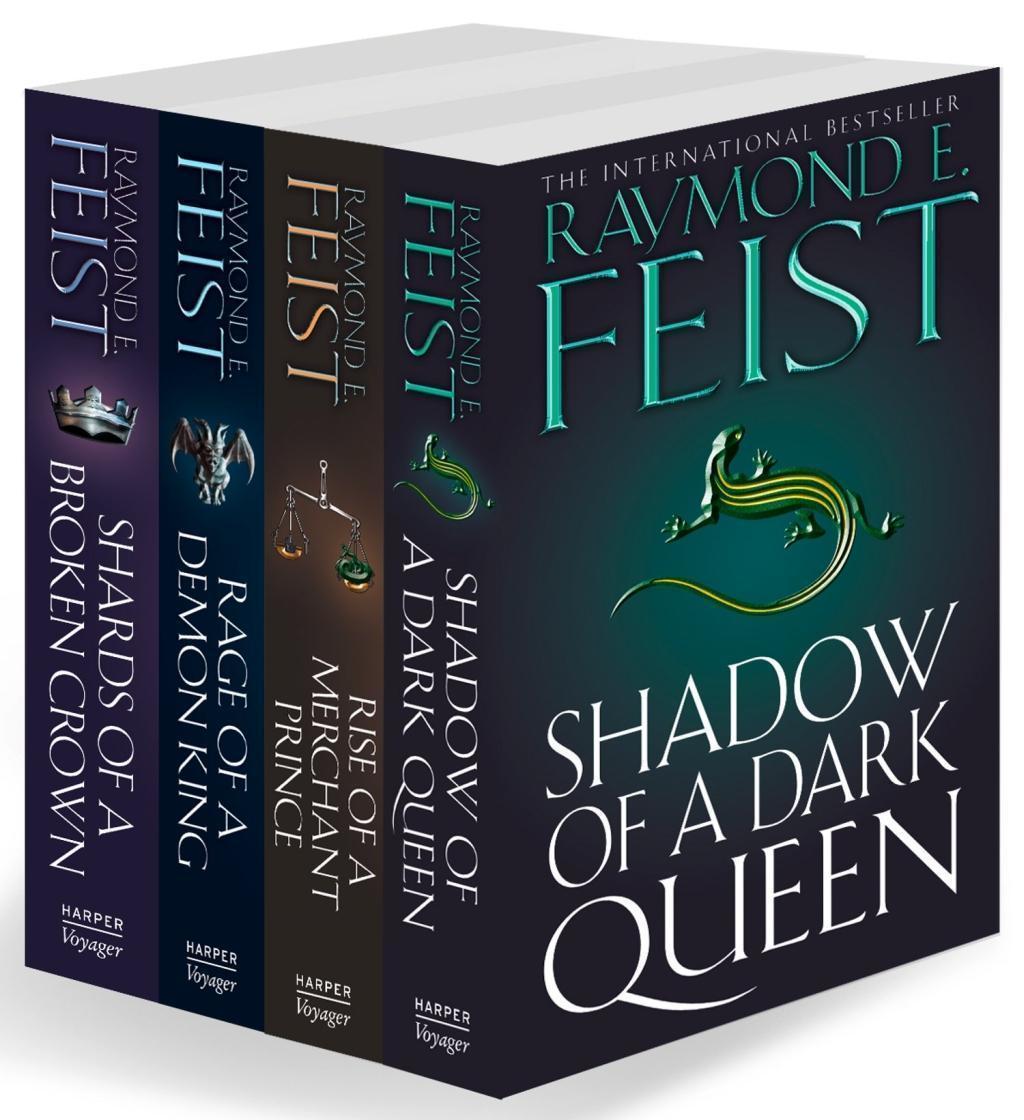 The Serpentwar Saga: The Complete 4-Book Collection