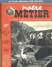 NOTRE METIER LA VIE DU RAIL numéro 140 du 02 mars 1948
