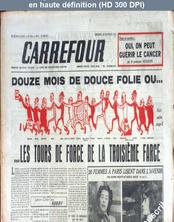 CARREFOUR numéro 224 du 29 décembre 1948