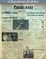PARIS SOIR numéro 154 du 22 novembre 1940