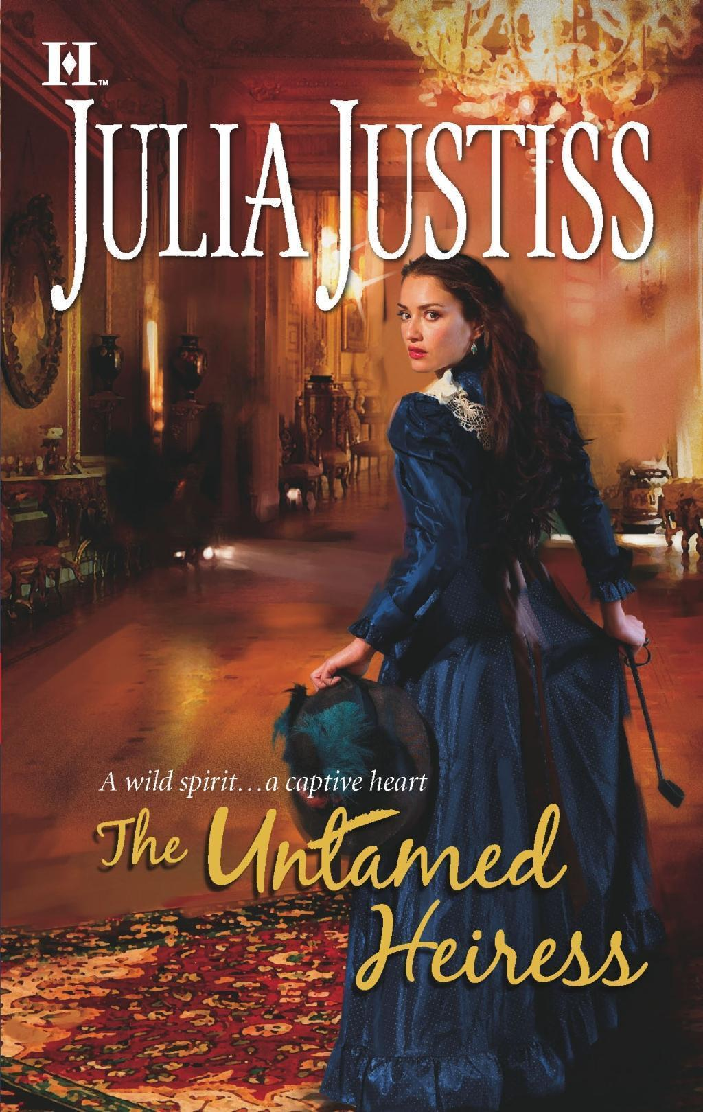 The Untamed Heiress (Mills & Boon M&B)