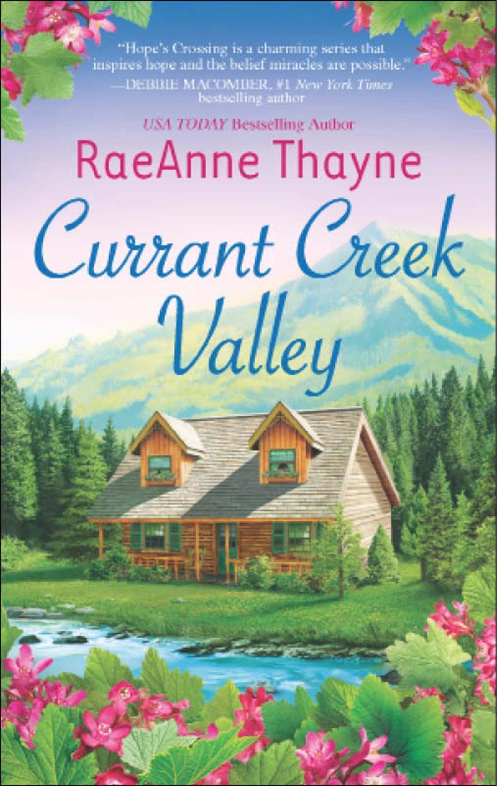 Currant Creek Valley (Mills & Boon M&B)