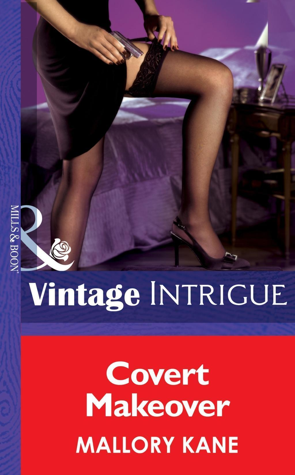 Covert Makeover (Mills & Boon Intrigue) (Miami Confidential, Book 3)