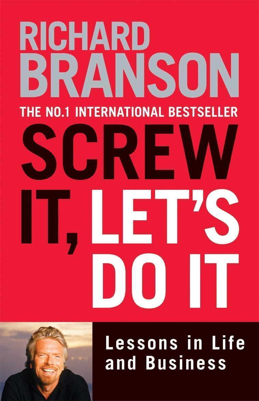 Screw It, Let's Do It