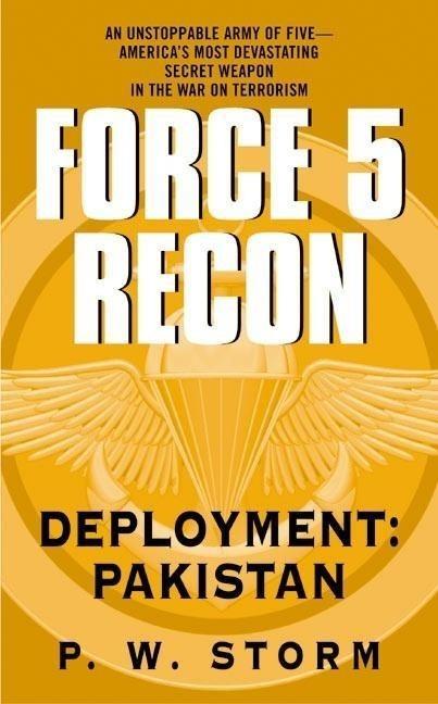 Force 5 Recon: Deployment: Pakistan