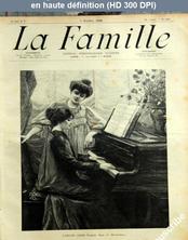 LA FAMILLE  numéro 1409 du 07 octobre 1906
