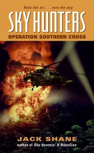 Sky Hunters: Operation Southern Cross