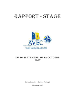 RAPPORT - STAGE
