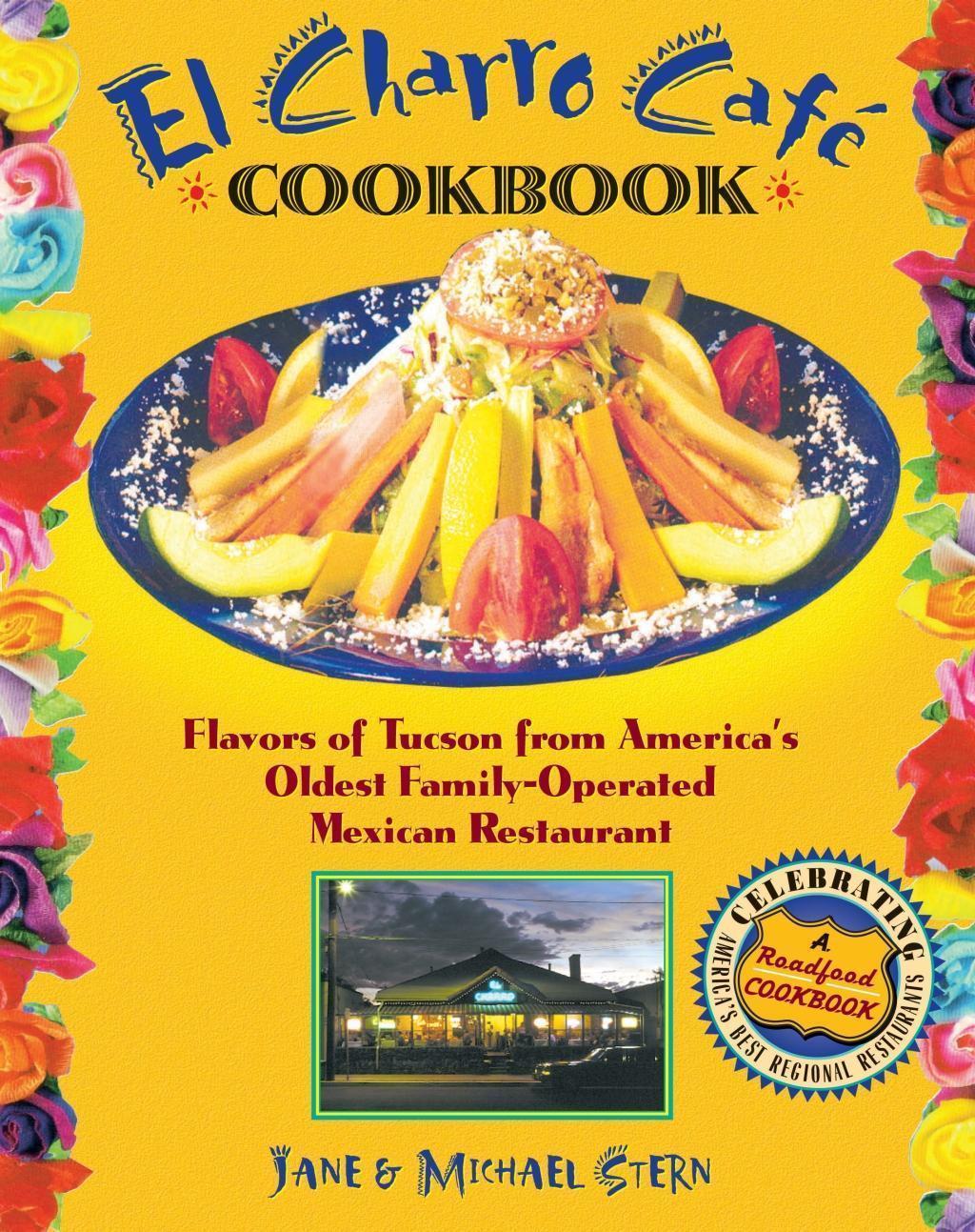 El Charro CafT Cookbook