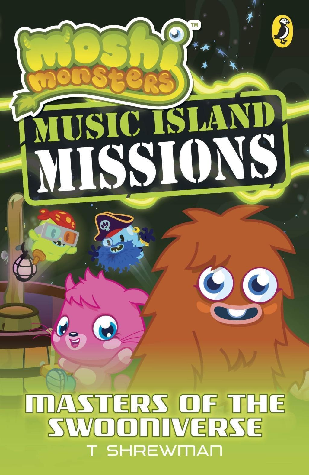 Moshi Monsters: Music Island Missions 3: Masters of the Swooniverse