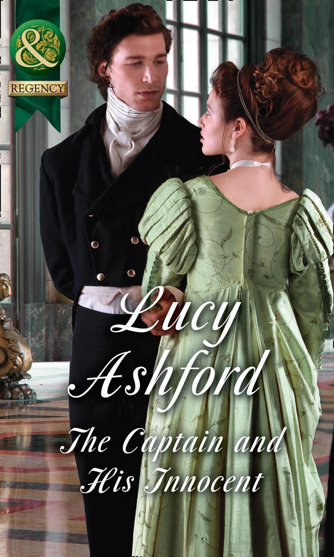 The Captain And His Innocent (Mills & Boon Historical)