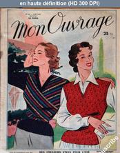 MON OUVRAGE numéro 45 du 01 juin 1952