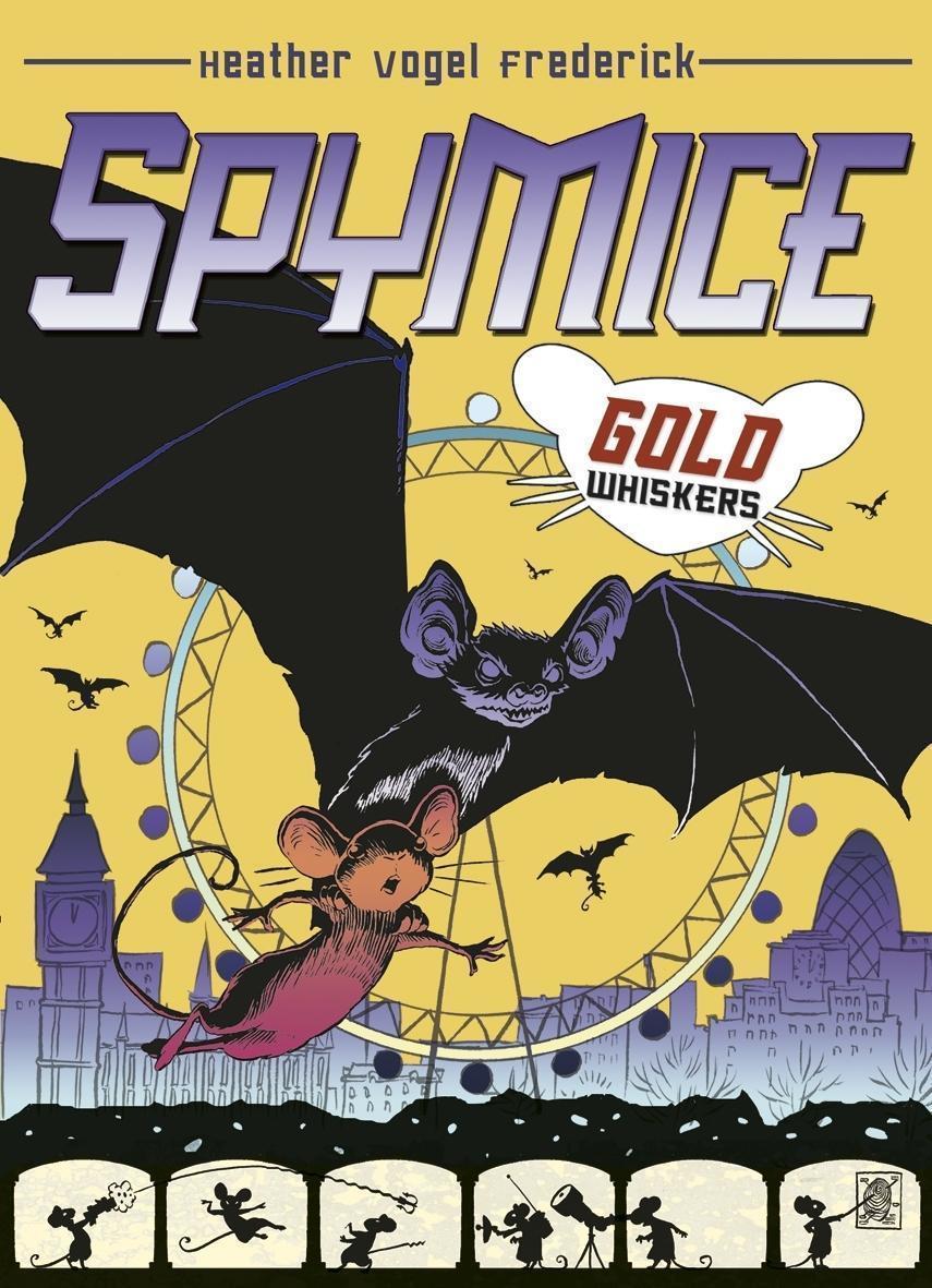 Spy Mice: Goldwhiskers