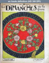 LES DIMANCHES DE LA FEMME  numéro 229 du 25 juillet 1926