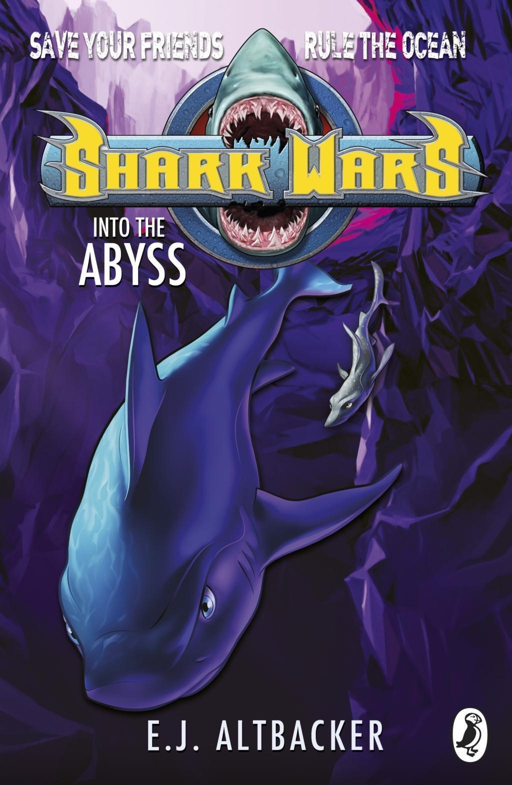 Shark Wars: Into the Abyss