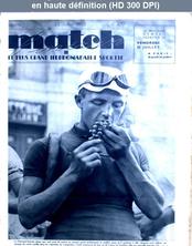 MATCH L'INTRAN numéro 470 du 23 juillet 1935