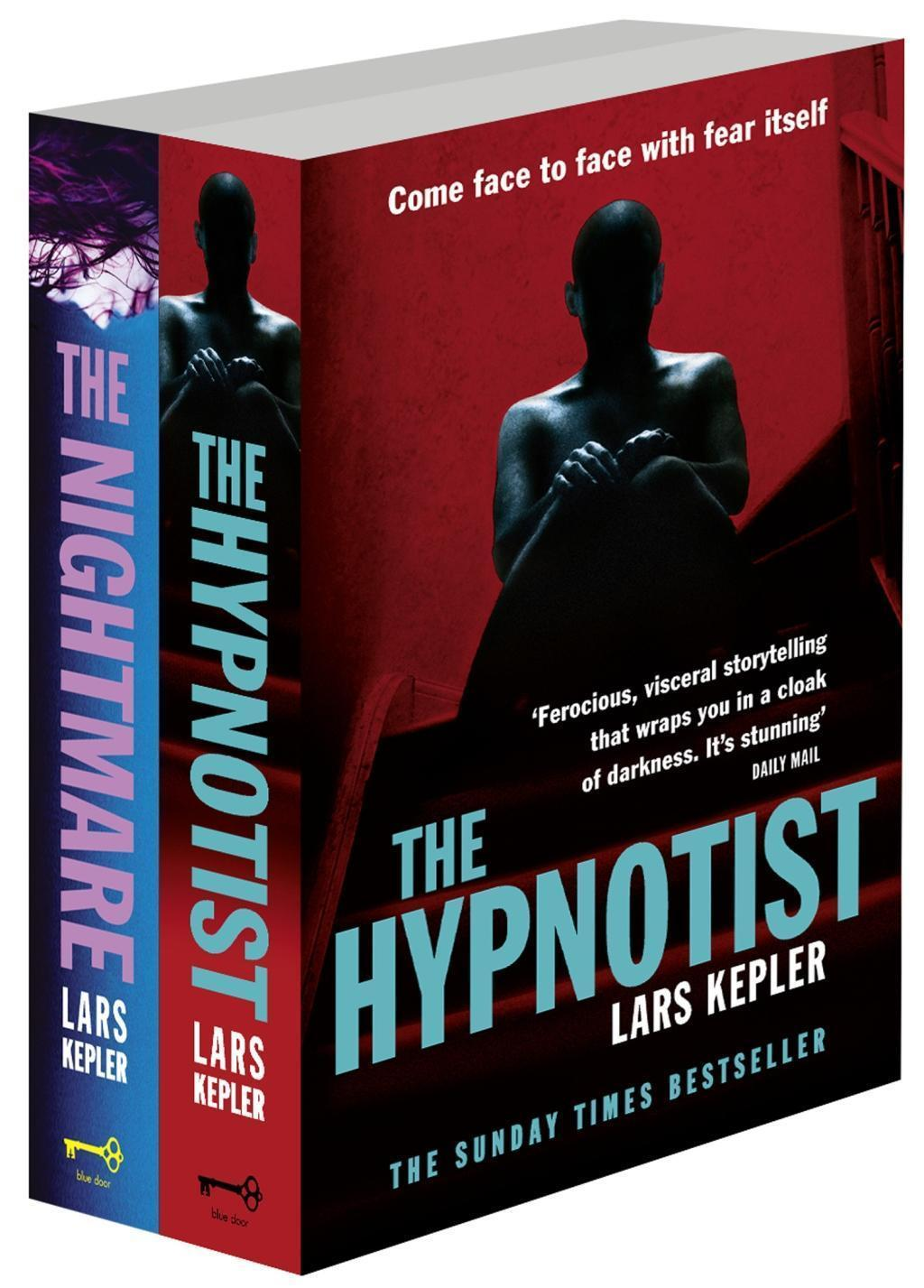 Joona Linna Crime Series Books 1 and 2: The Hypnotist, The Nightmare