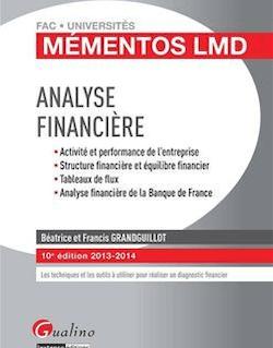 Analyse financière 2013-2014 - 10e édition