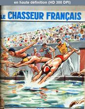 LE CHASSEUR FRANCAIS  numéro 745 du 01 mars 1959