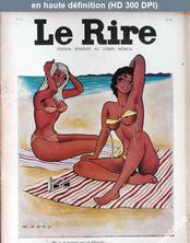 LE RIRE  numéro 60 du 01 septembre 1956