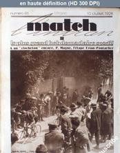 MATCH L'INTRAN numéro 95 du 10 juillet 1928