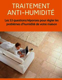 Guide du traitement contre l'humidité