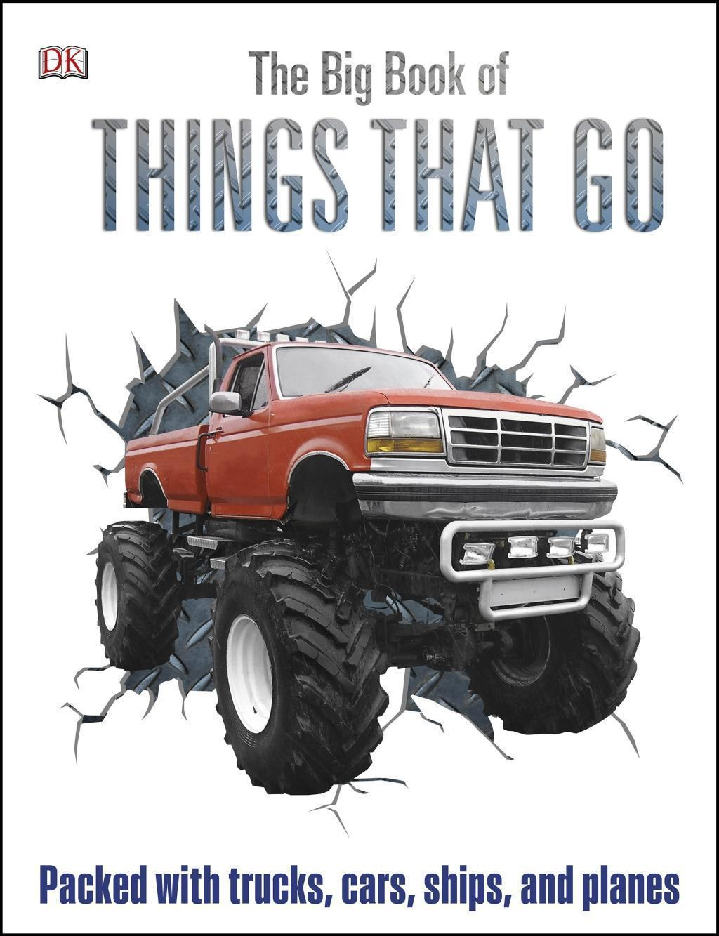 The Big Book of Things That Go