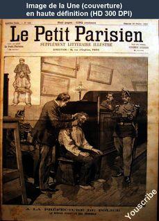 LE PETIT PARISIEN ILLUSTRE  numéro 160 du 28 février 1892