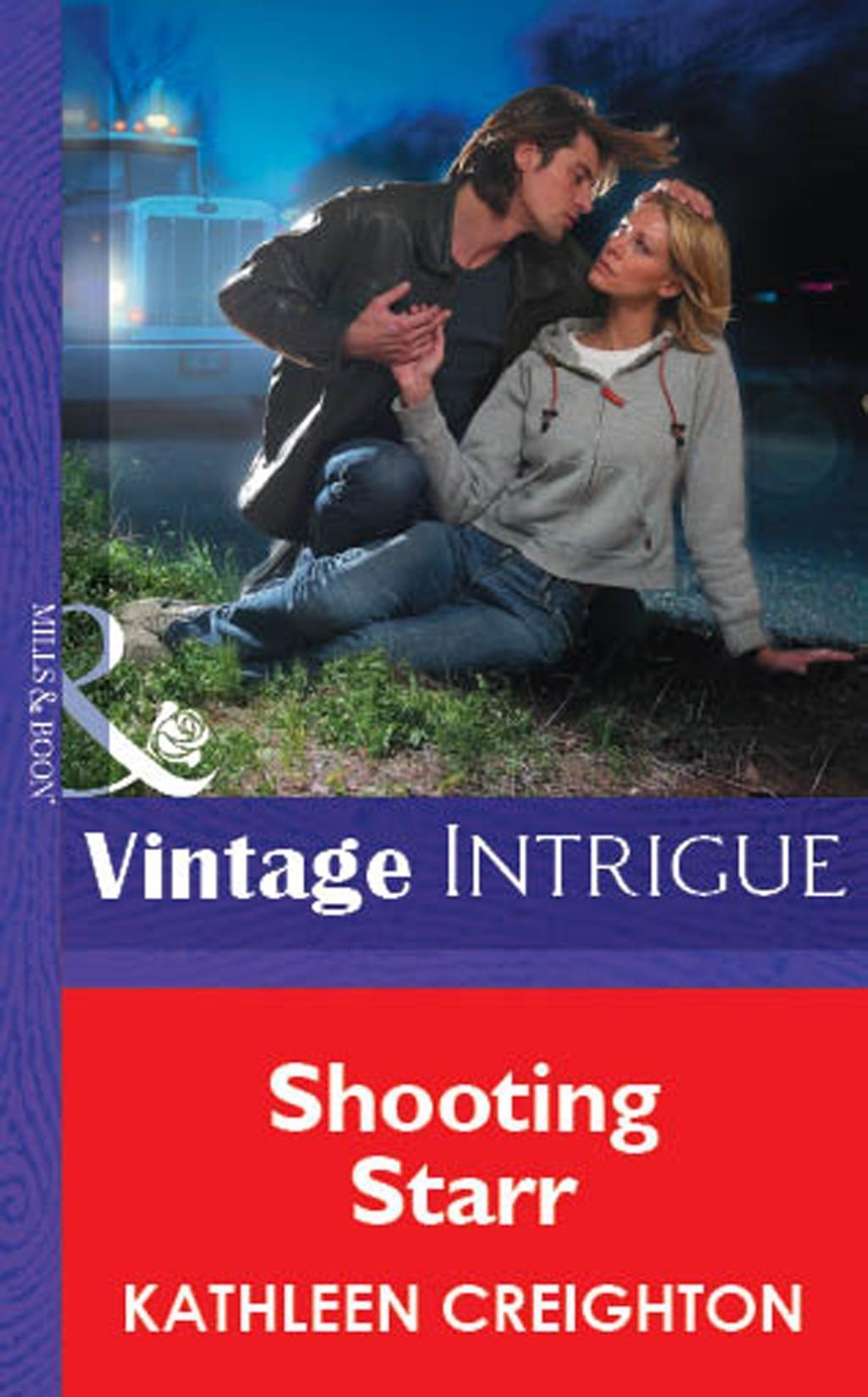 Shooting Starr (Mills & Boon Vintage Intrigue)