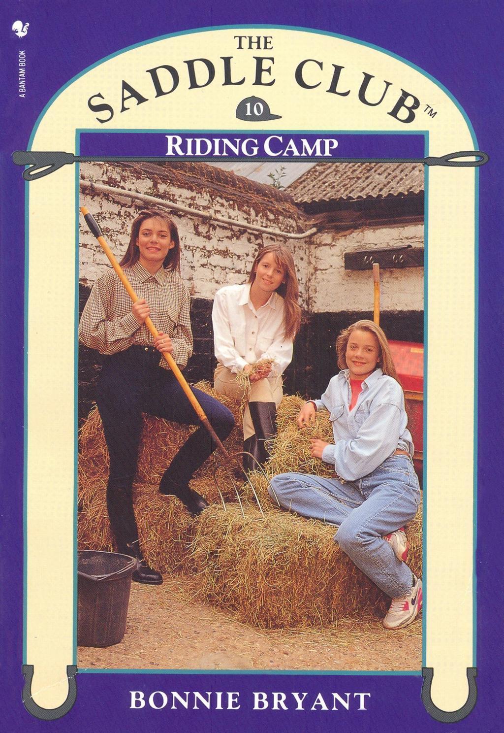 Saddle Club Book 10: Riding Camp