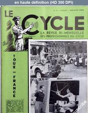 LE CYCLE  numéro 16 du 09 juillet 1949