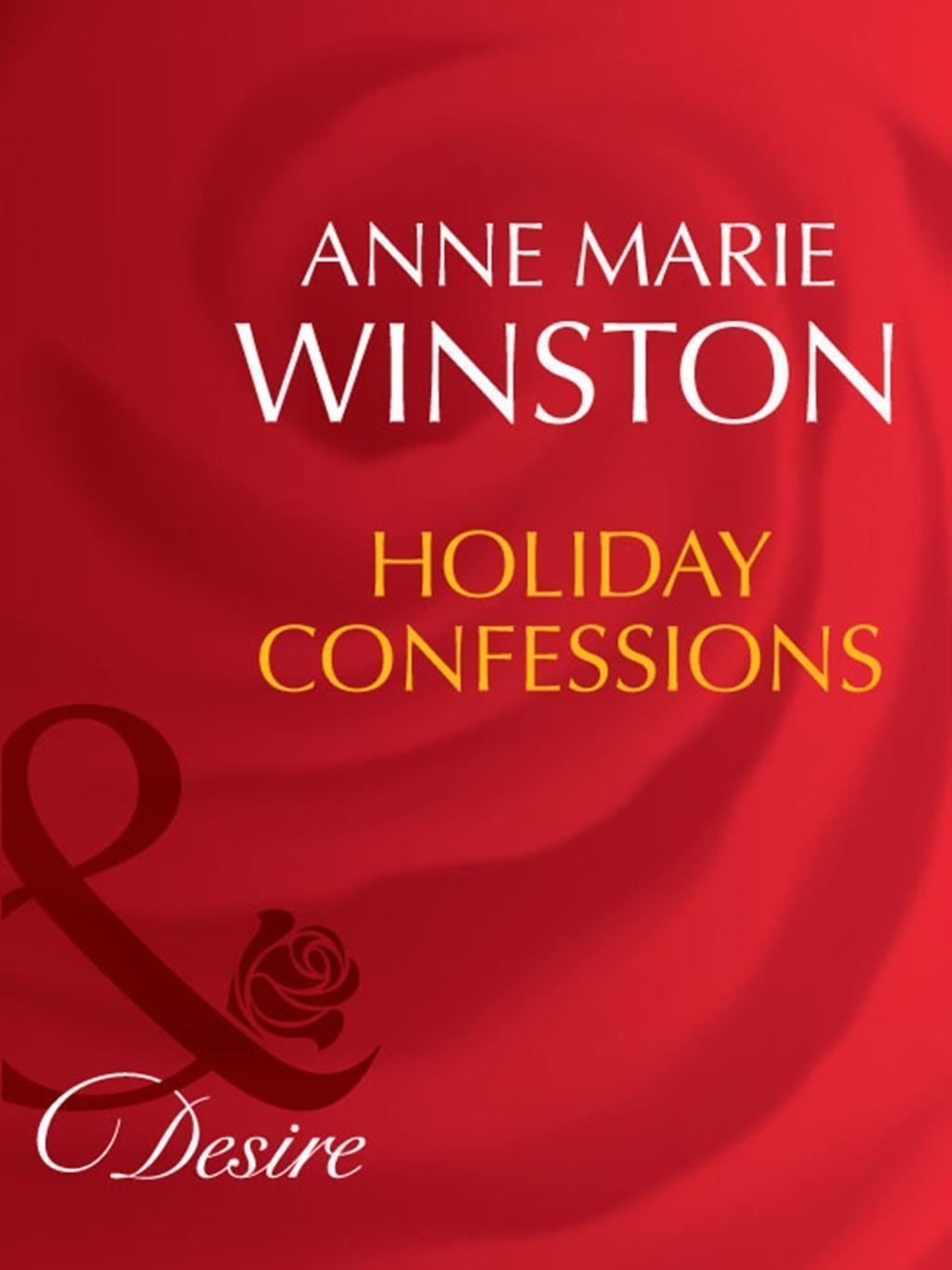 Holiday Confessions (Mills & Boon Desire)