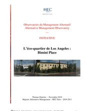 Bimini Place - L'éco-quartier de Los Angeles