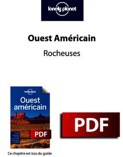 Ouest Américain 7 - Rocheuses