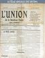 LA GAZETTE DES PHARMACIES  du 06 mai 1937