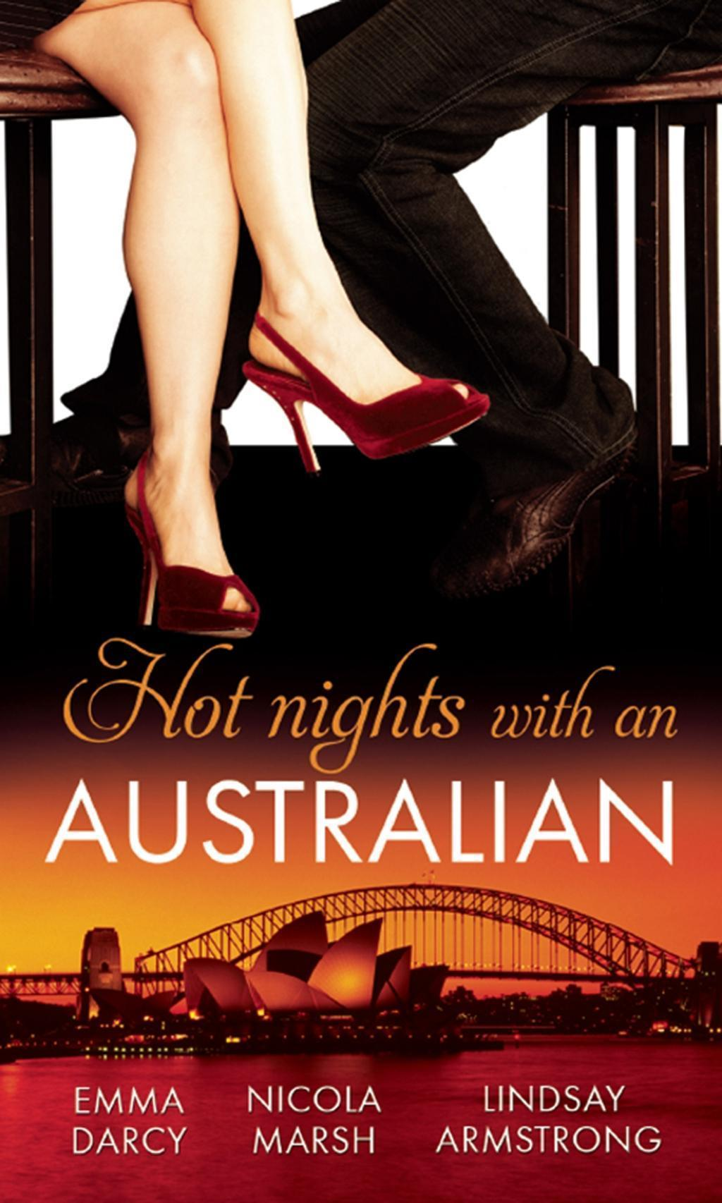 Hot Nights with the...Australian: The Master Player / Overtime in the Boss's Bed / The Billionaire Boss's Innocent Bride (Mills & Boon M&B)