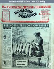 BONJOUR DIMANCHE numéro 48 du 07 septembre 1947