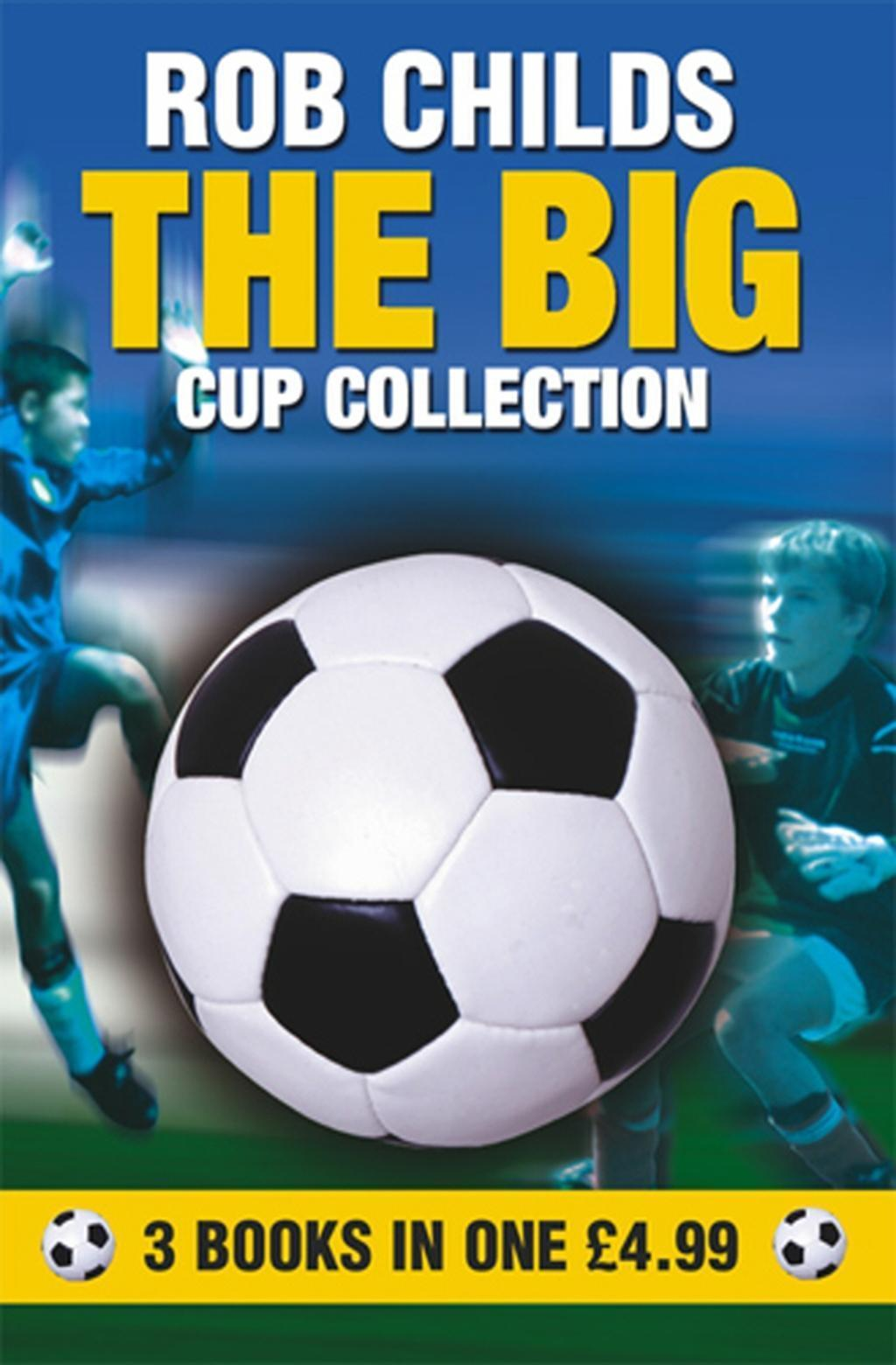 Big Cup Collection Omnibus