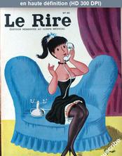 LE RIRE  numéro 40 du 01 janvier 1955