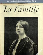 LA FAMILLE  numéro 1421 du 30 décembre 1906