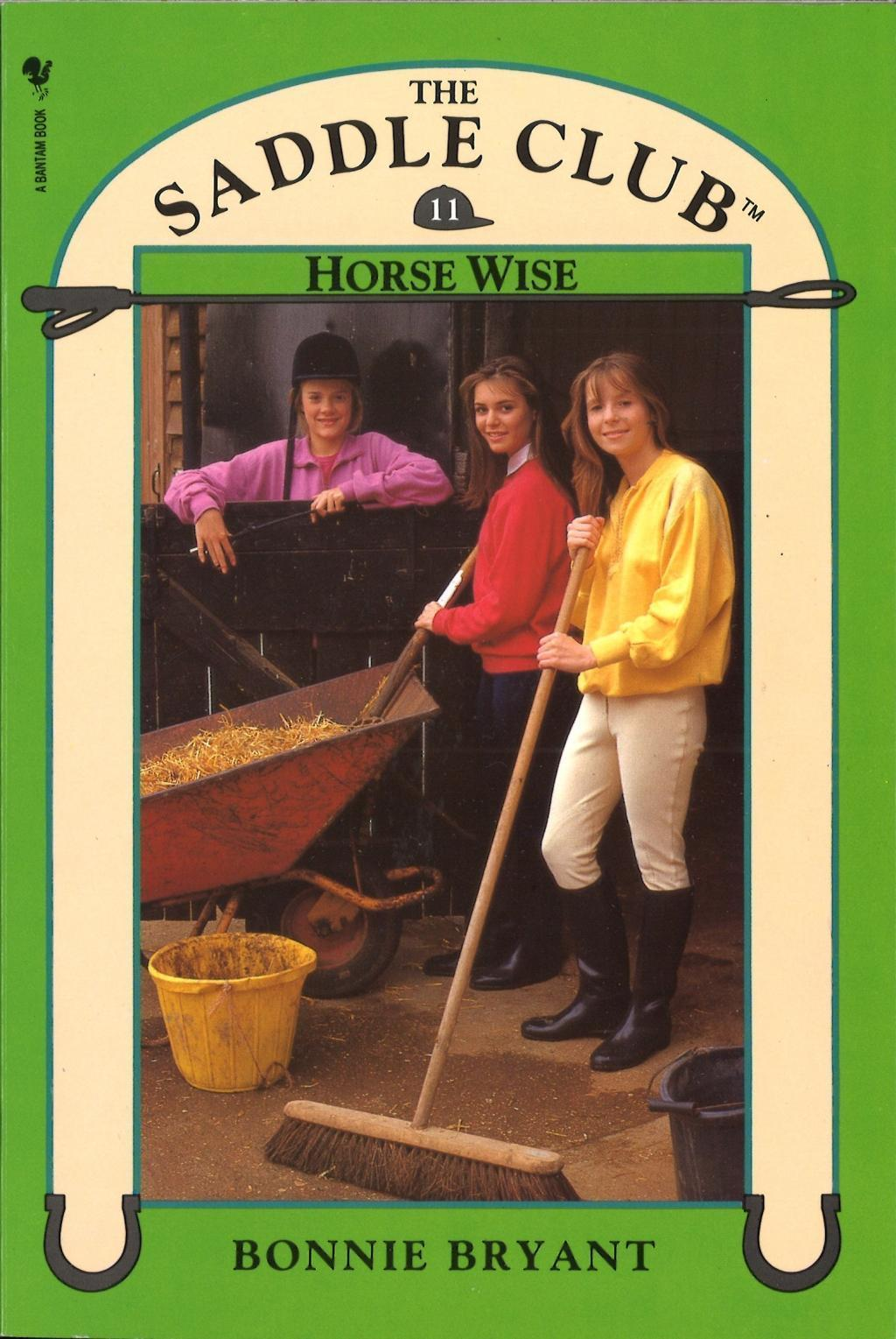 Saddle Club Book 11: Horse Wise