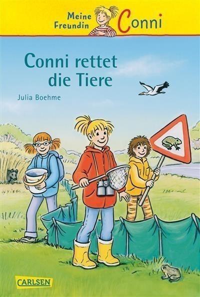 Conni-Erzählbände 17. Conni rettet die Tiere