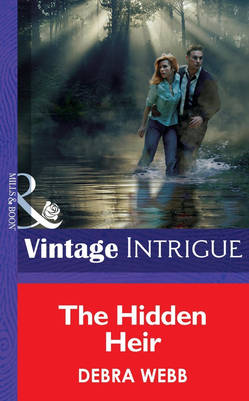 The Hidden Heir (Mills & Boon Intrigue)