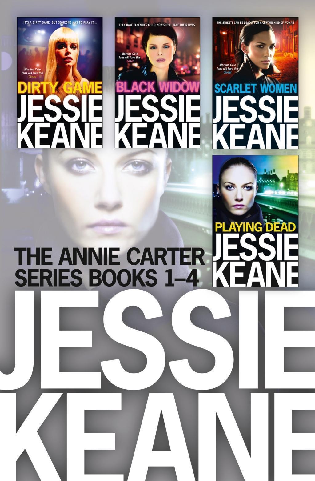 The Annie Carter Series Books 1-4