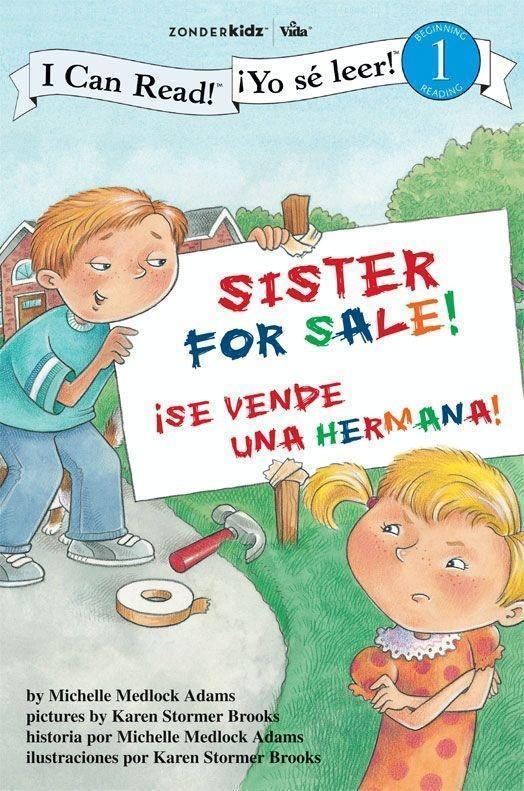 Sister For Sale! /  Hermana a la venta